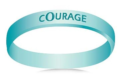 the courage to heal cancer
