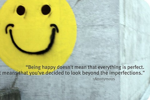 happiness and illness