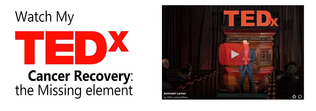 Cancer TEDx Talk