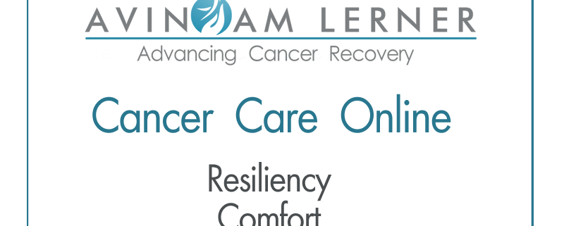 cancer patients online support