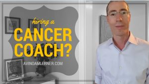 when to hire a cancer coach